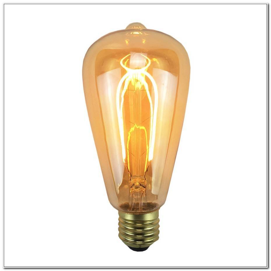 Ampoule Vintage Led Leroy Merlin