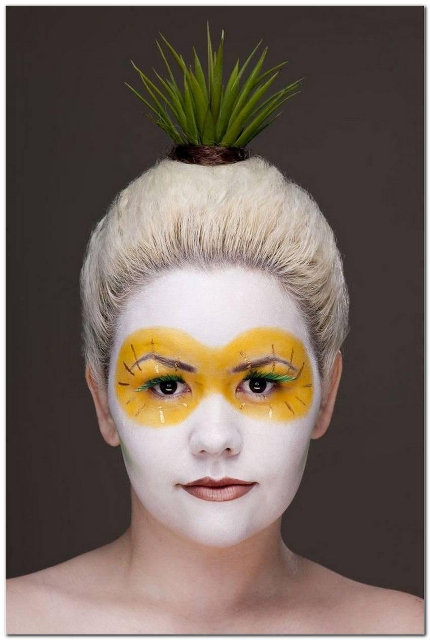 Ananas Frisur Bilder
