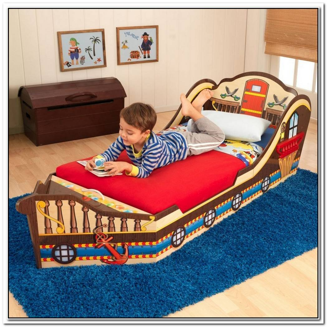 Animal Shaped Beds For The Kids