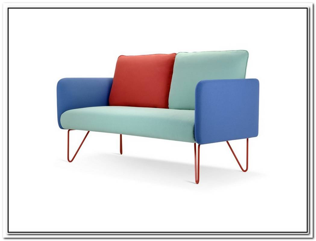 Another Colorful Sofa From Adrenalina
