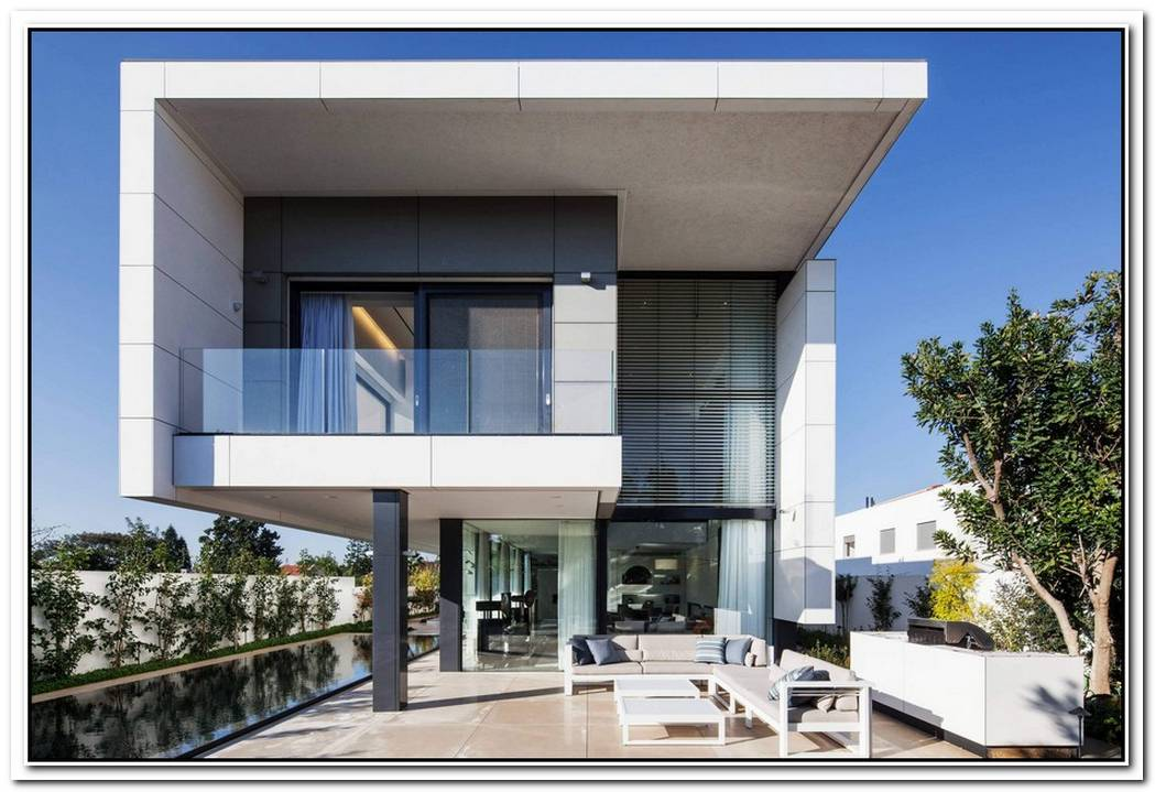 Another Contemporary House Near Tel Aviv