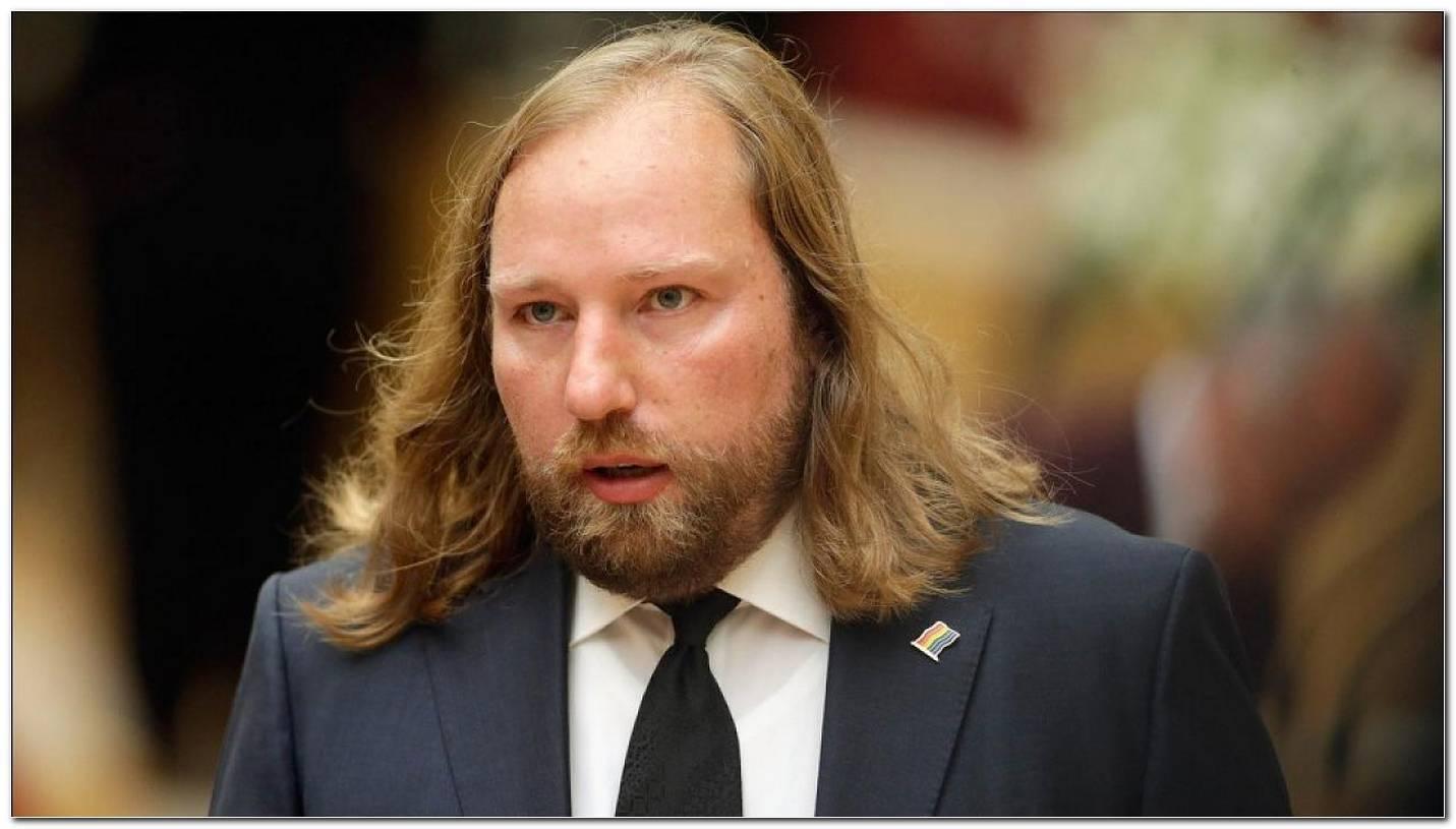 Anton Hofreiter Frisur