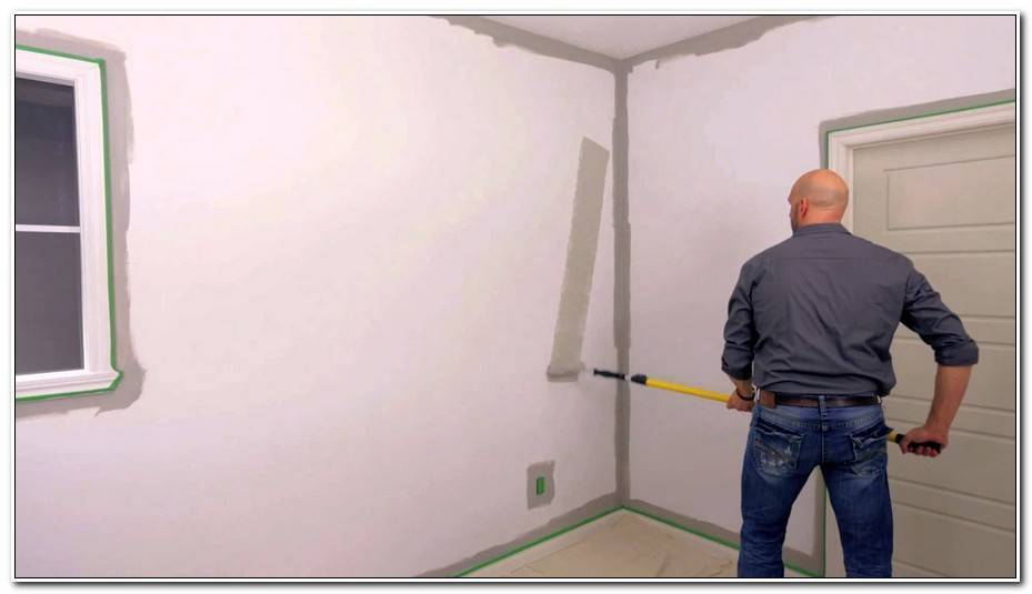 Apprendre A Peindre Un Mur