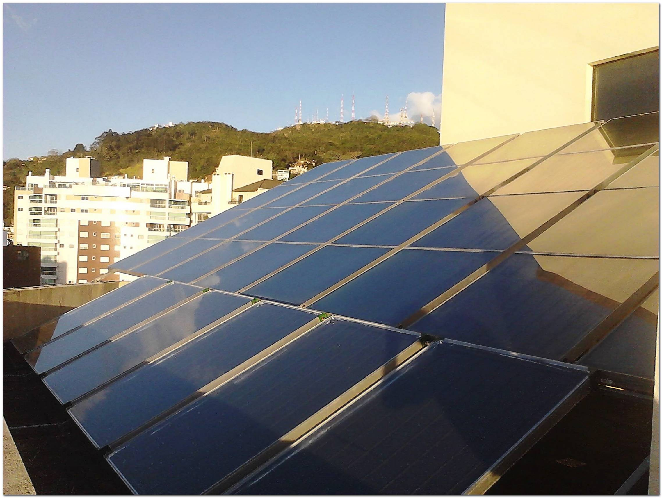 Aquecimento Solar Residencial