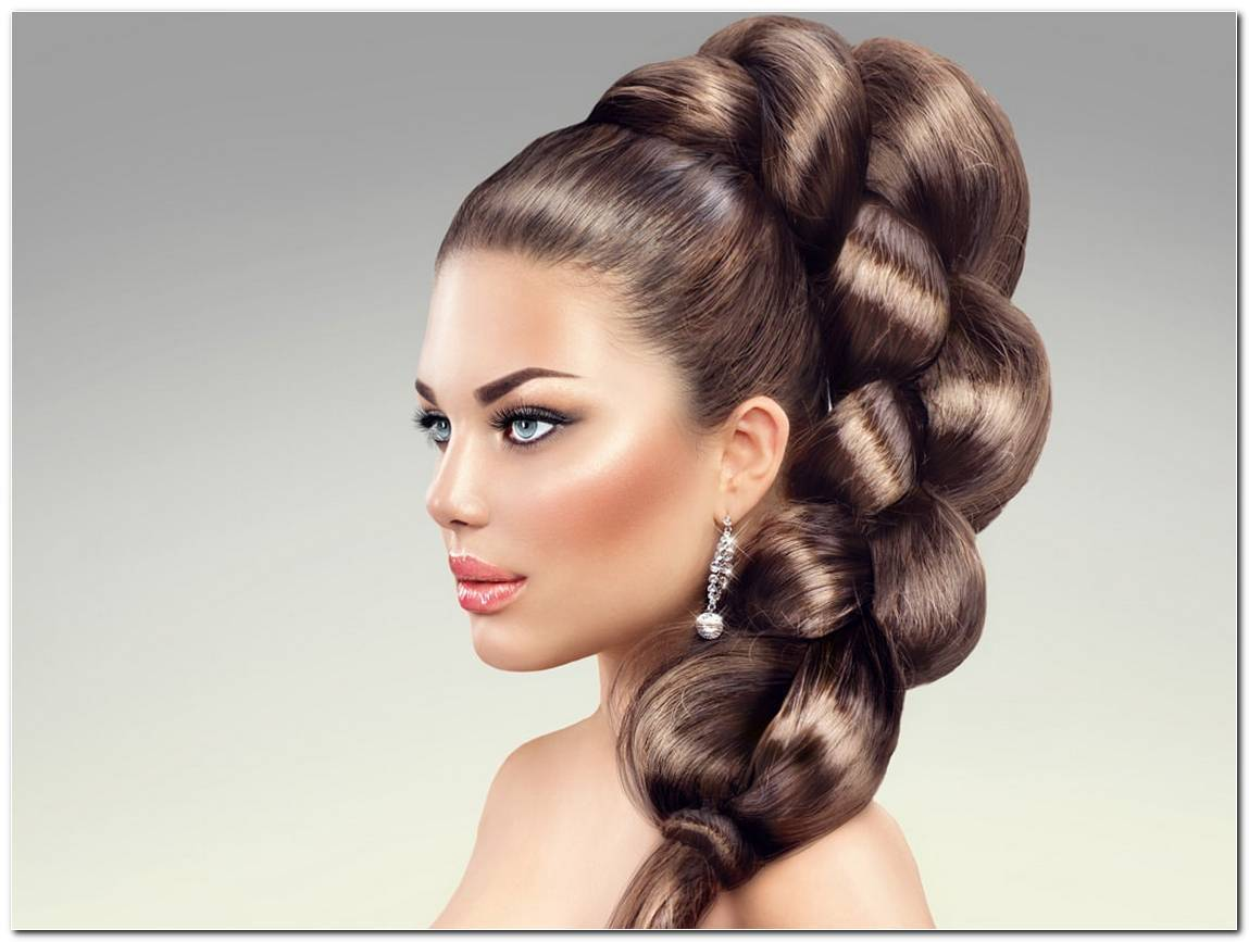 Arabische Frisuren Hochzeitsfrisuren