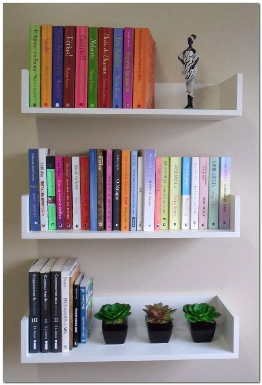 Armario Para Livros De Parede