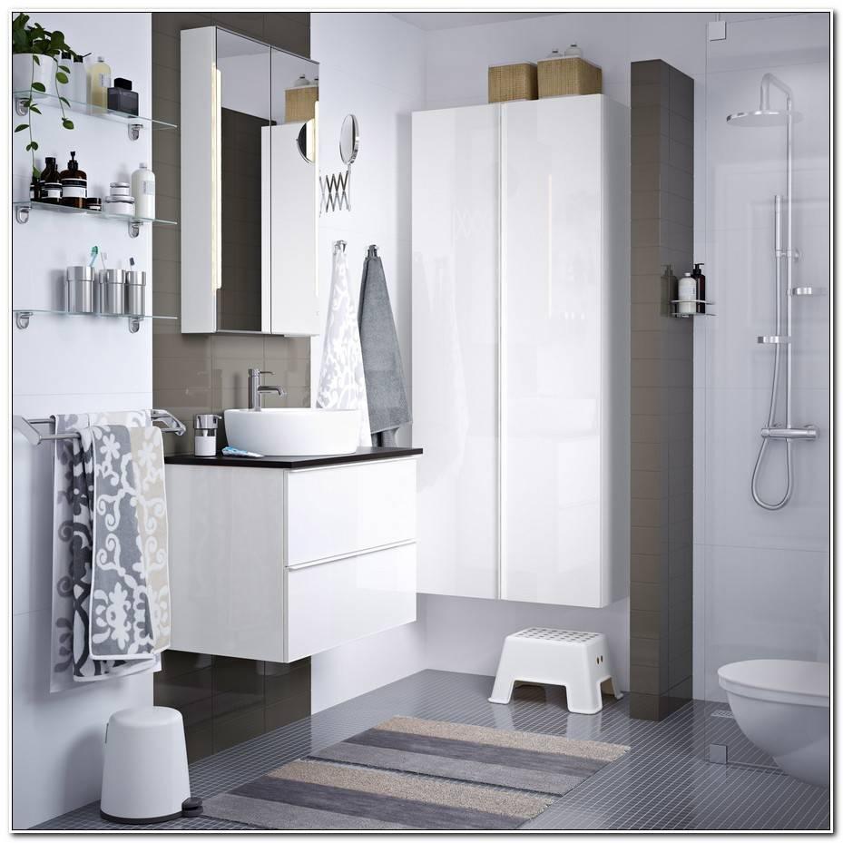 Armoire Salle De Bain Ikea Miroir