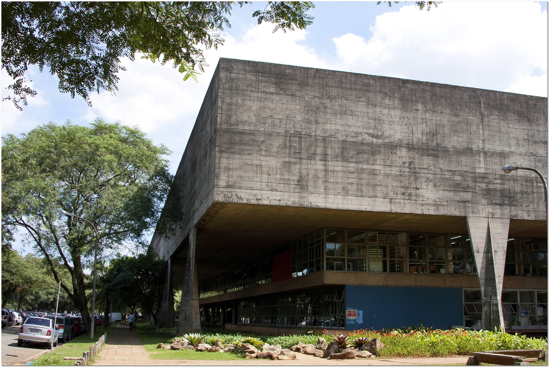 Arquitetura Faculdade Sp