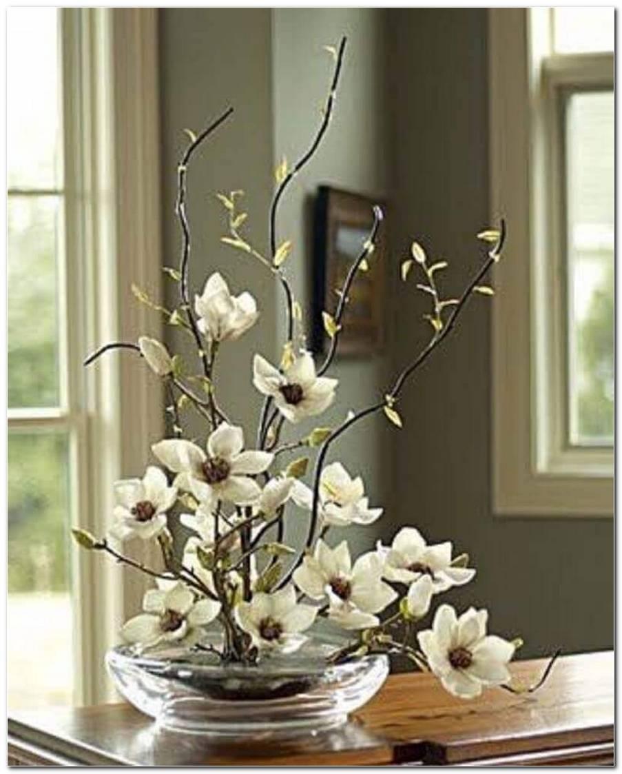Arranjo De Flores Para Sala