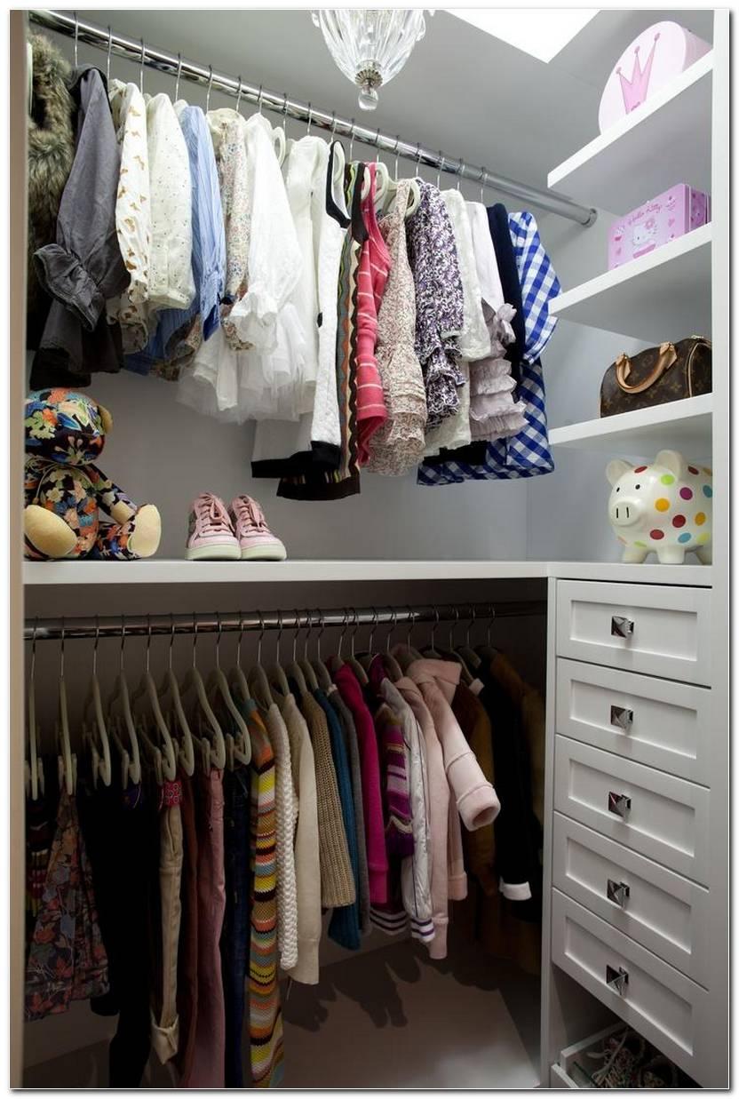 As Melhores Inspirações Para Você Closets Pequenos