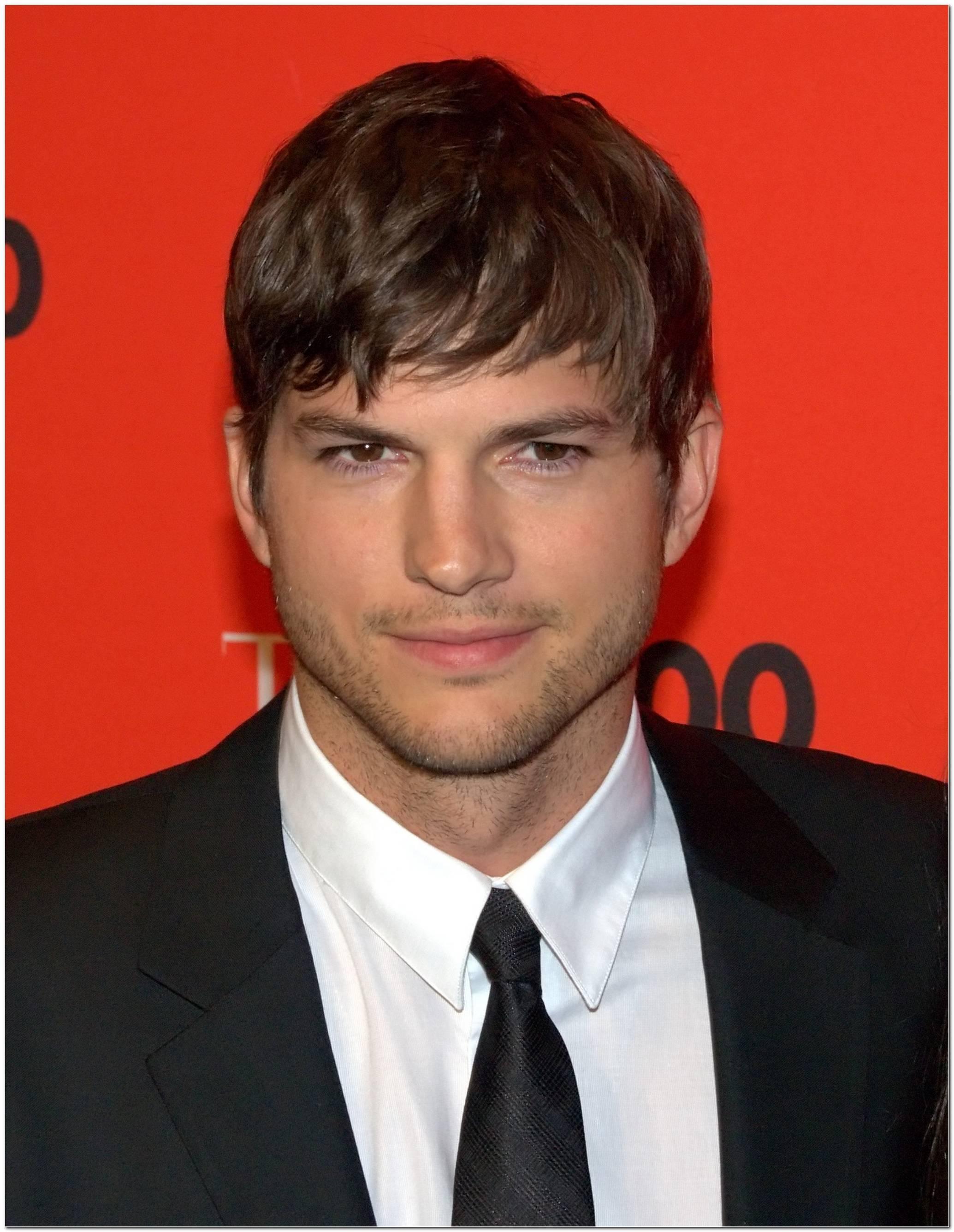 Ashton Kutcher Frisur