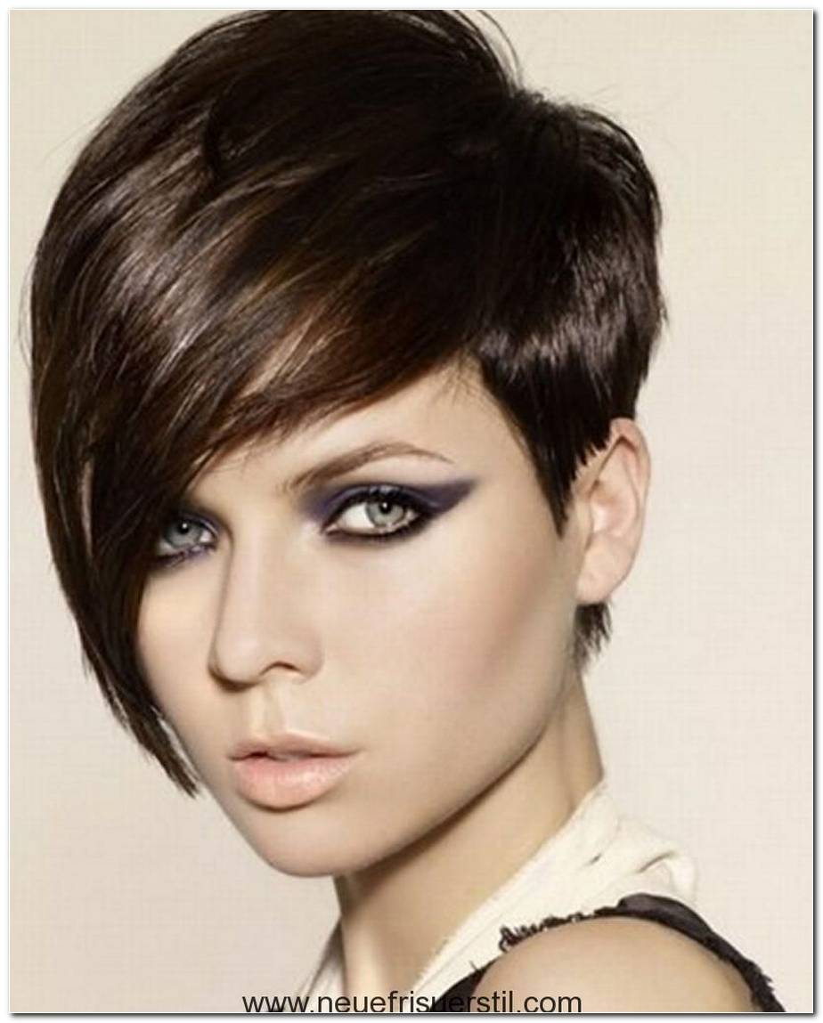 Asymmetrische Frisuren 2016