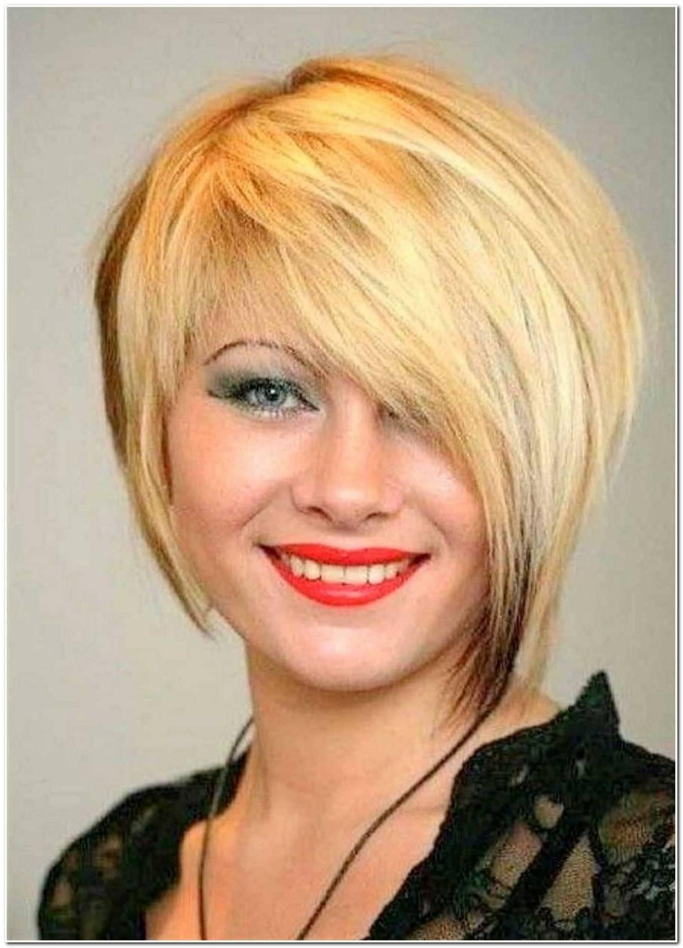 Asymmetrische Frisuren 2017