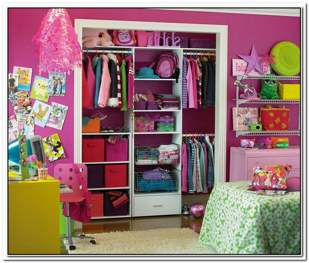 Attractive Closets Your Kids Will Love