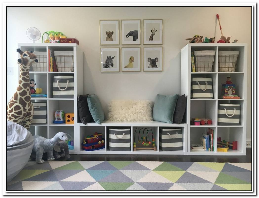 Attractive Kids Storage Solutions From The Land Of Nod