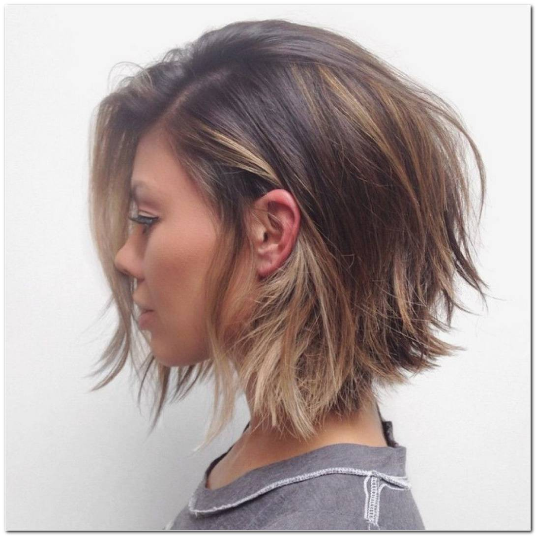 Ausgeflippte Frisuren Mittellang
