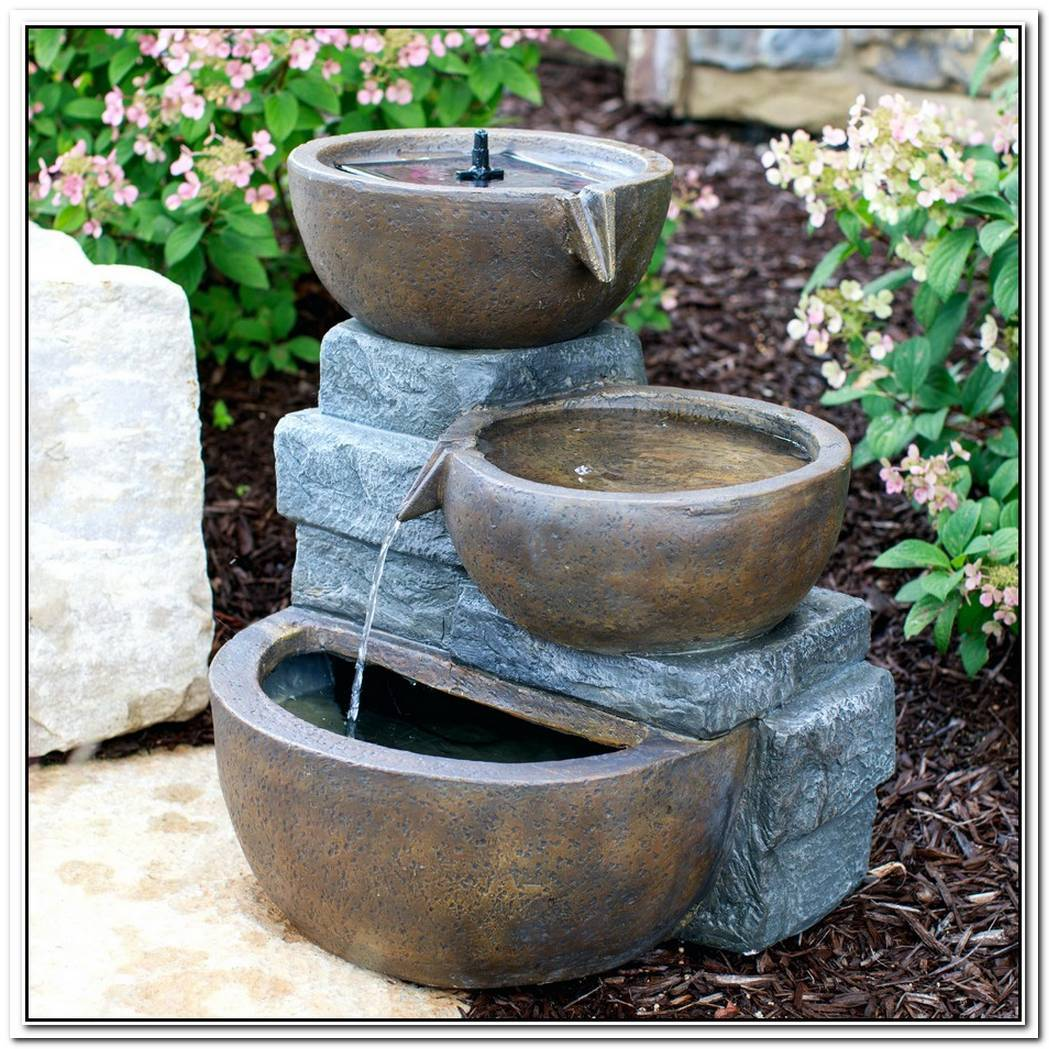 Avalon Zen Outdoor Fountain By Grandin Road