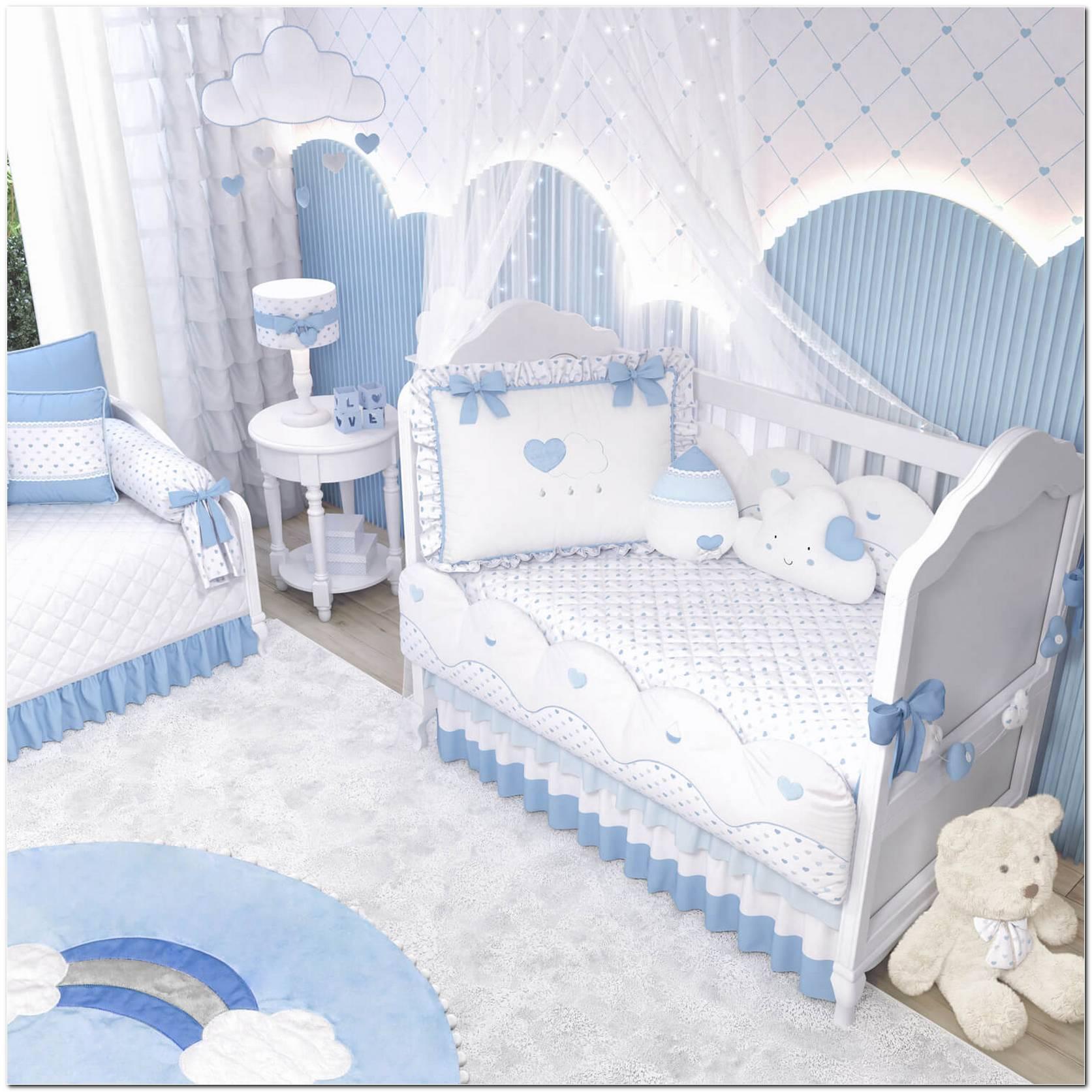 Azul Bebe Quarto
