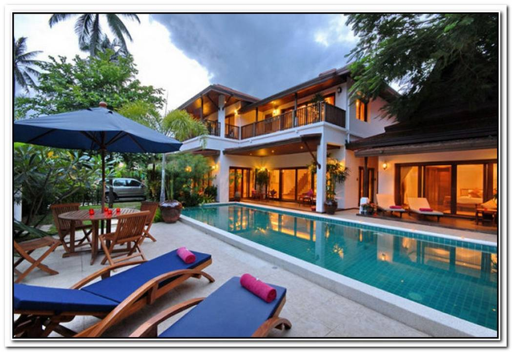 Baan Jasmine Beachside Villa Is Ideal For Your Vacations