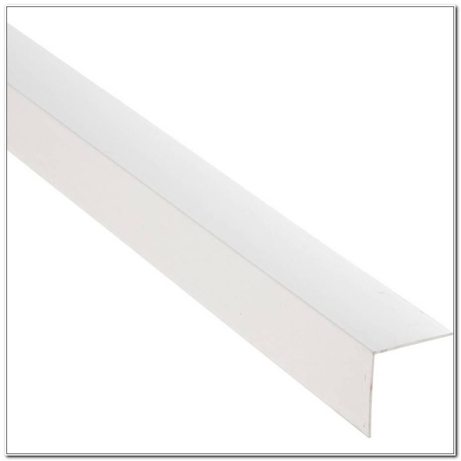Baguette Plate Pvc Blanc