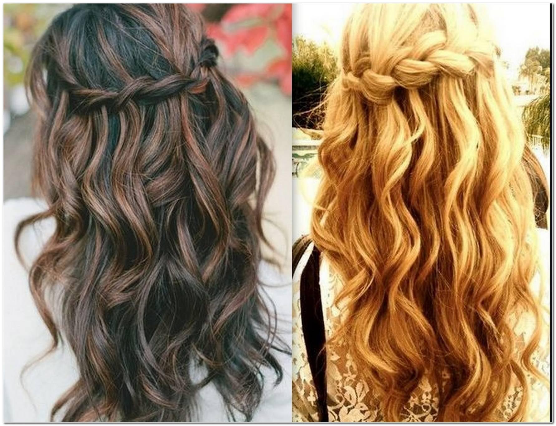 Ball Frisuren Lange Haare