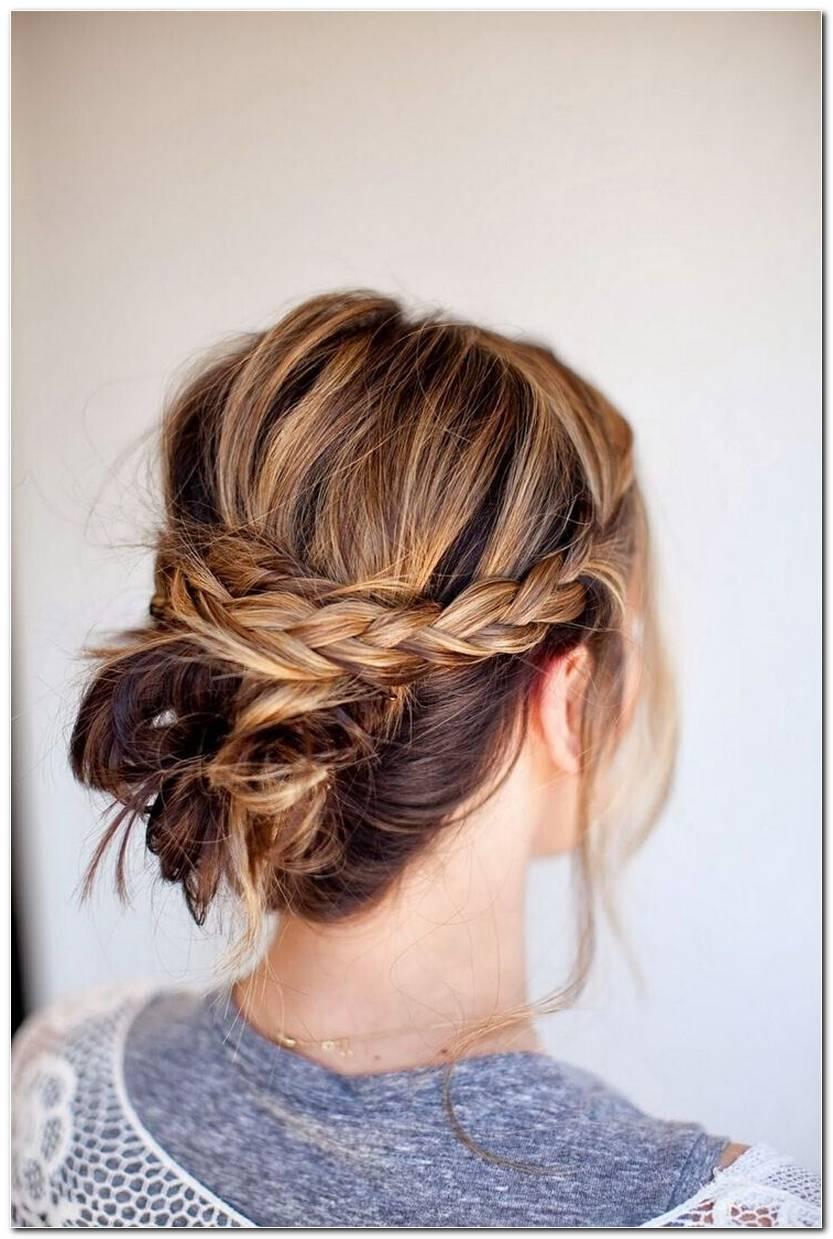 Ball Frisuren Mittellange Haare