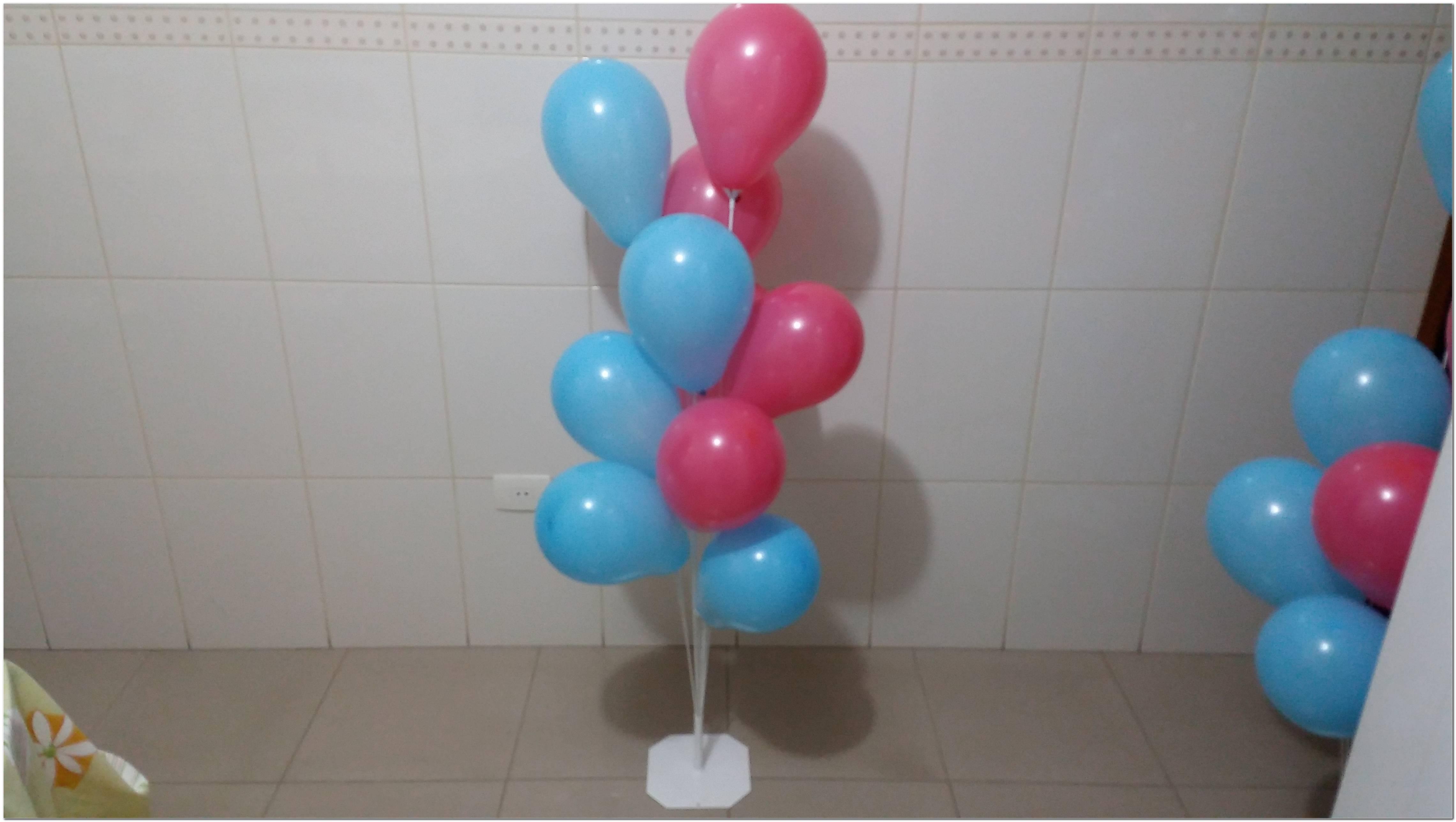 Baloes Com Gas