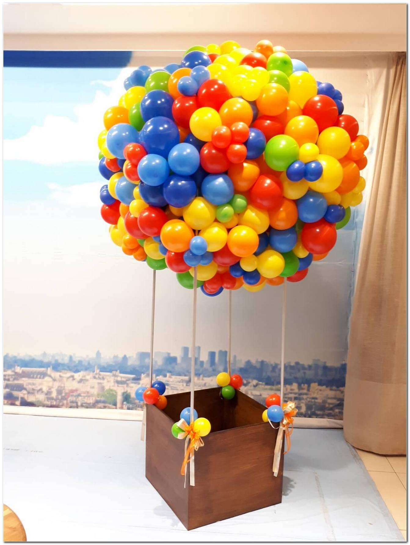 Baloes Em Festa