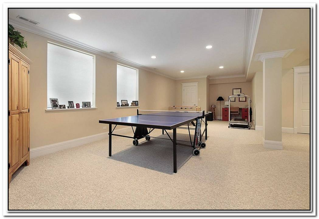 Basement Design Ideas For A Child Friendly Place
