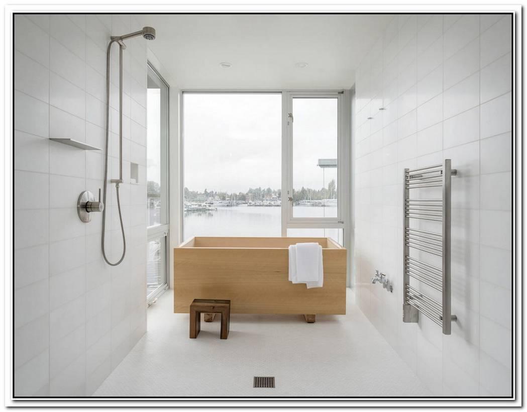 Bath Minimalist Bathroom Tile