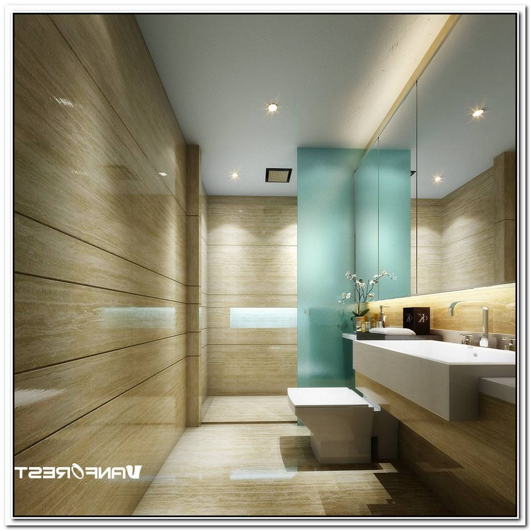Bathroom Architectural Rendering