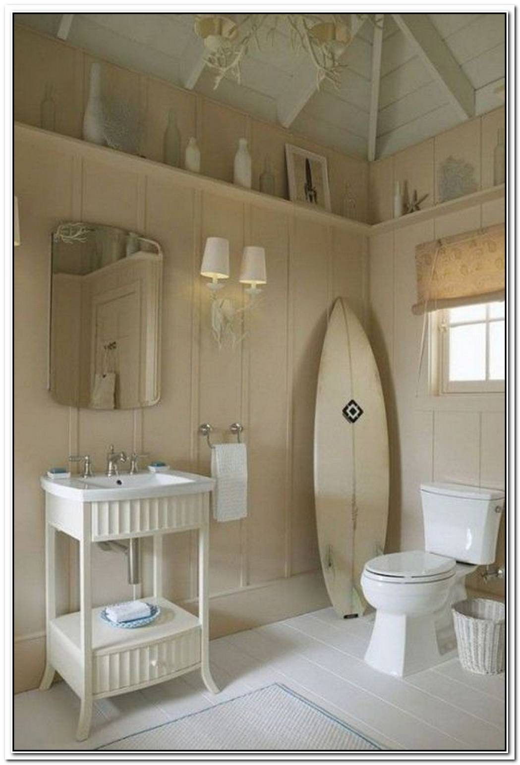 Bathroom Coastal Home