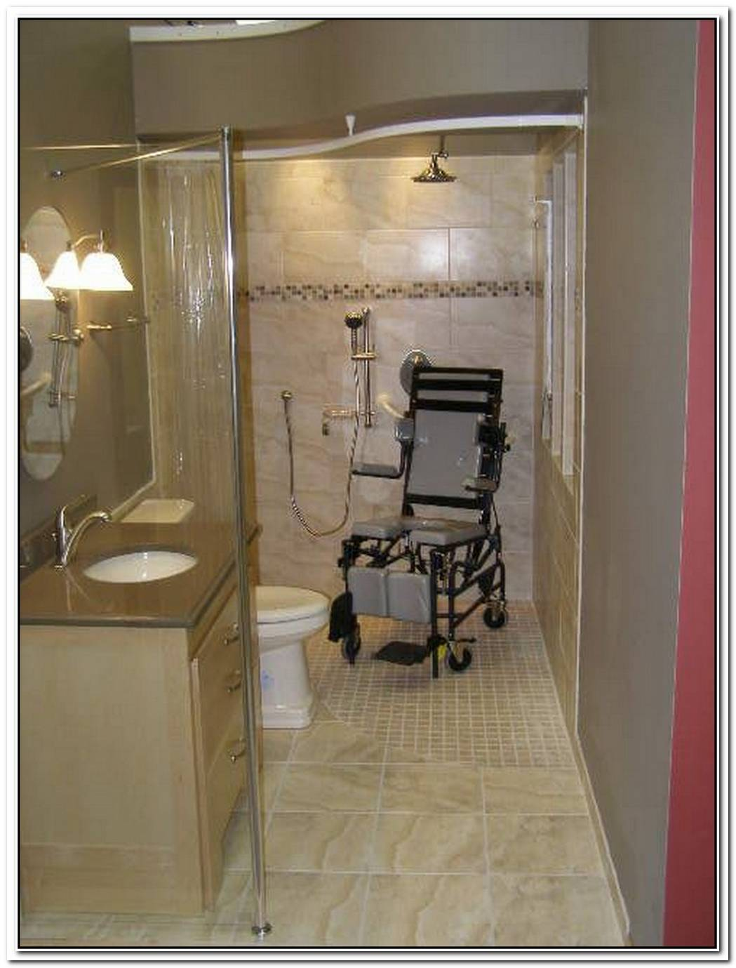 Bathroom Handicap Handicap Accessible