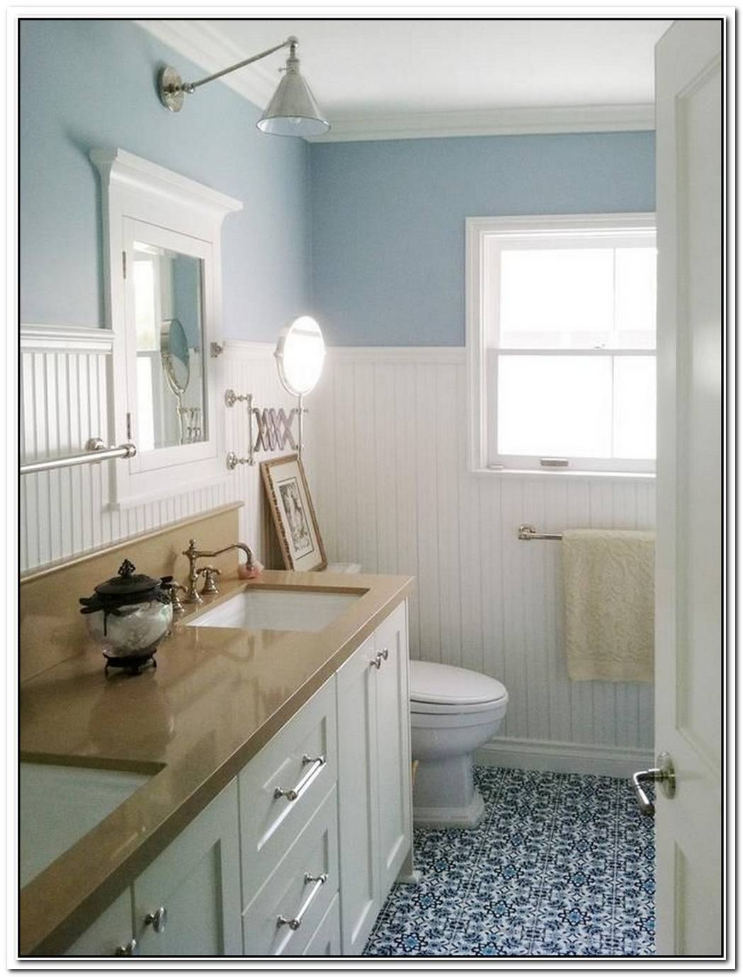Bathroom Ideas Coastal Traditional Bathroom
