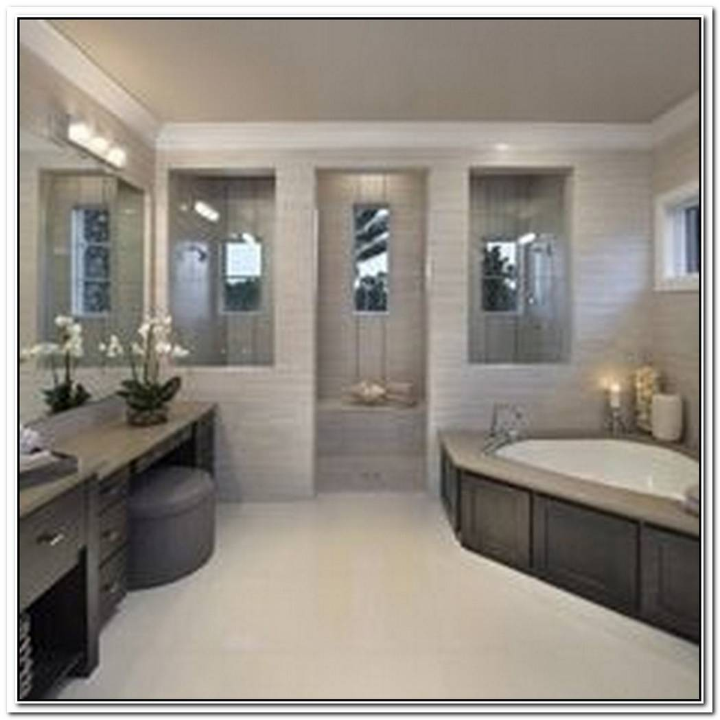 Bathroom Modern Contemporary Dream