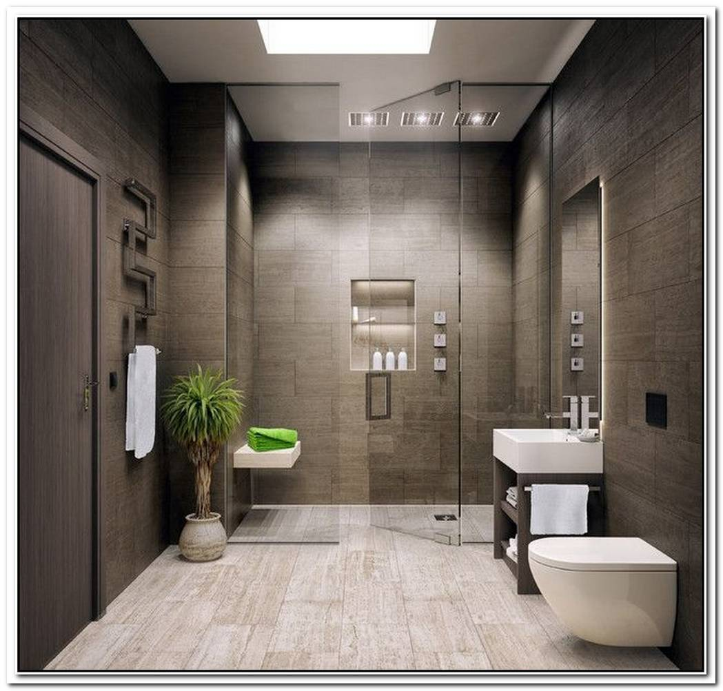 Bathroom Modern Style Contemporary