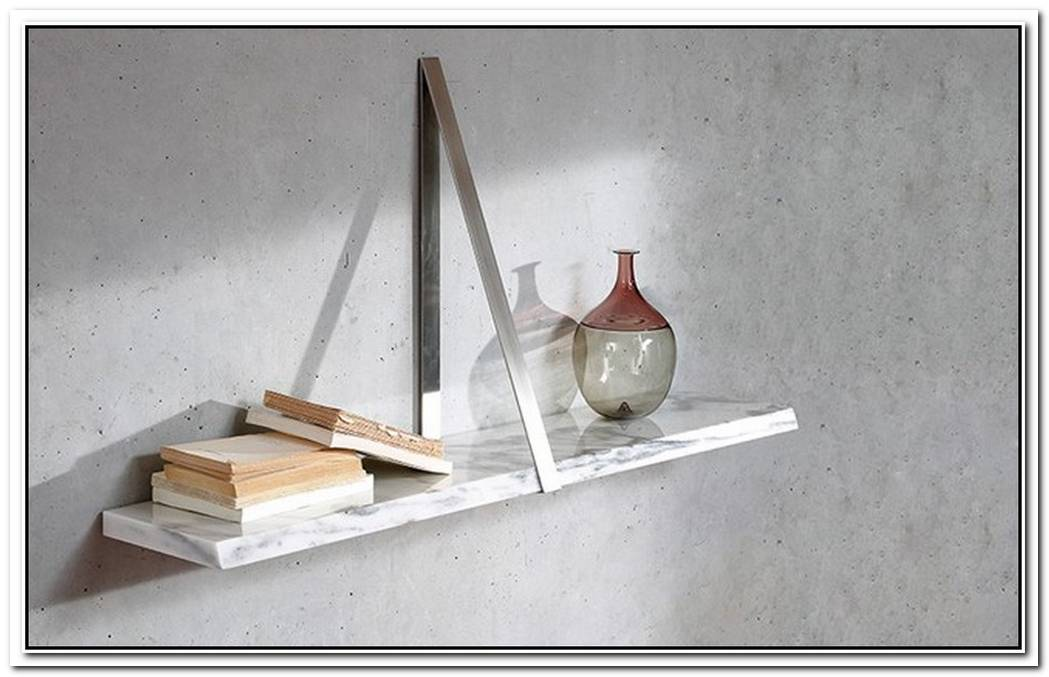Bathroom Shelf Marble