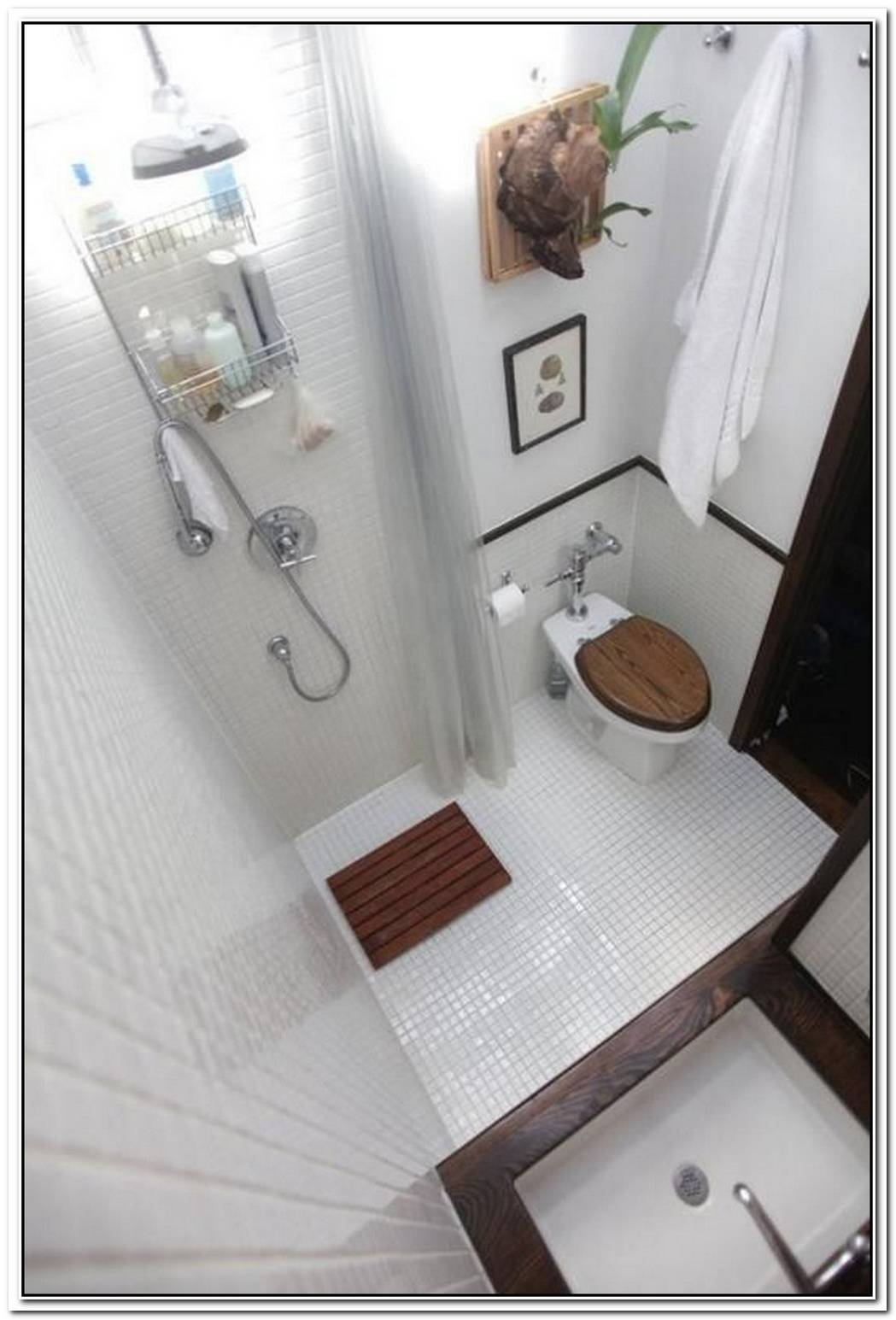 Bathroom Small Space Micro