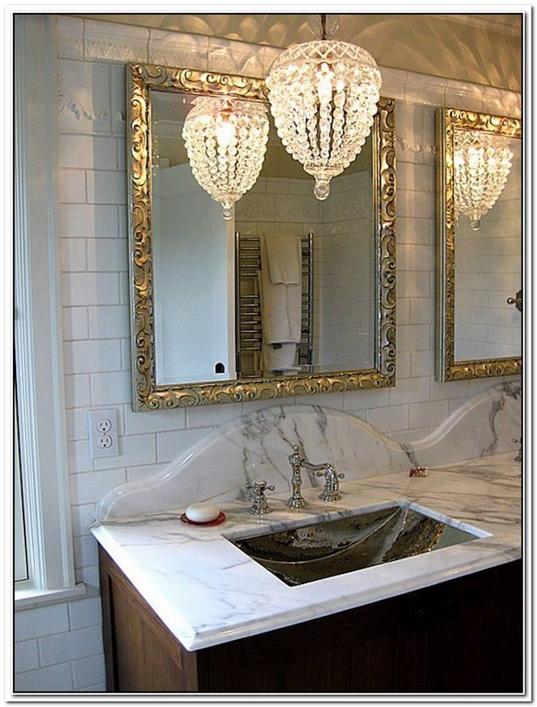 Bathroom Vanity Bathroom Chandelier
