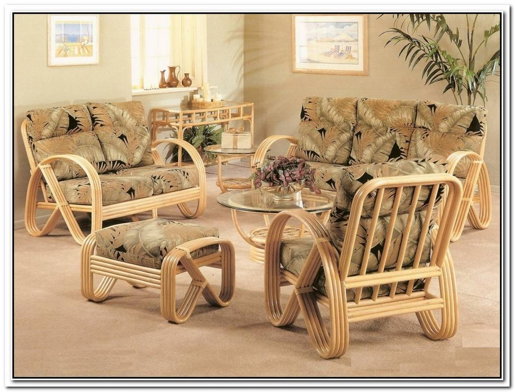 Beautiful Artistic Wicker Furniture Designs