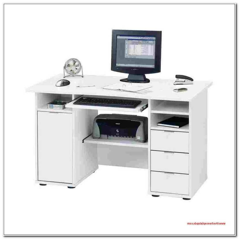 Beautiful Computertisch Weiß