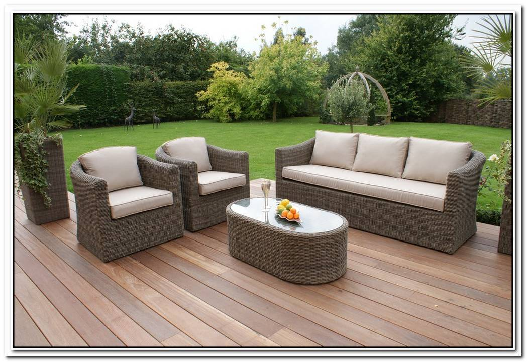 Beautiful Garden Sofa