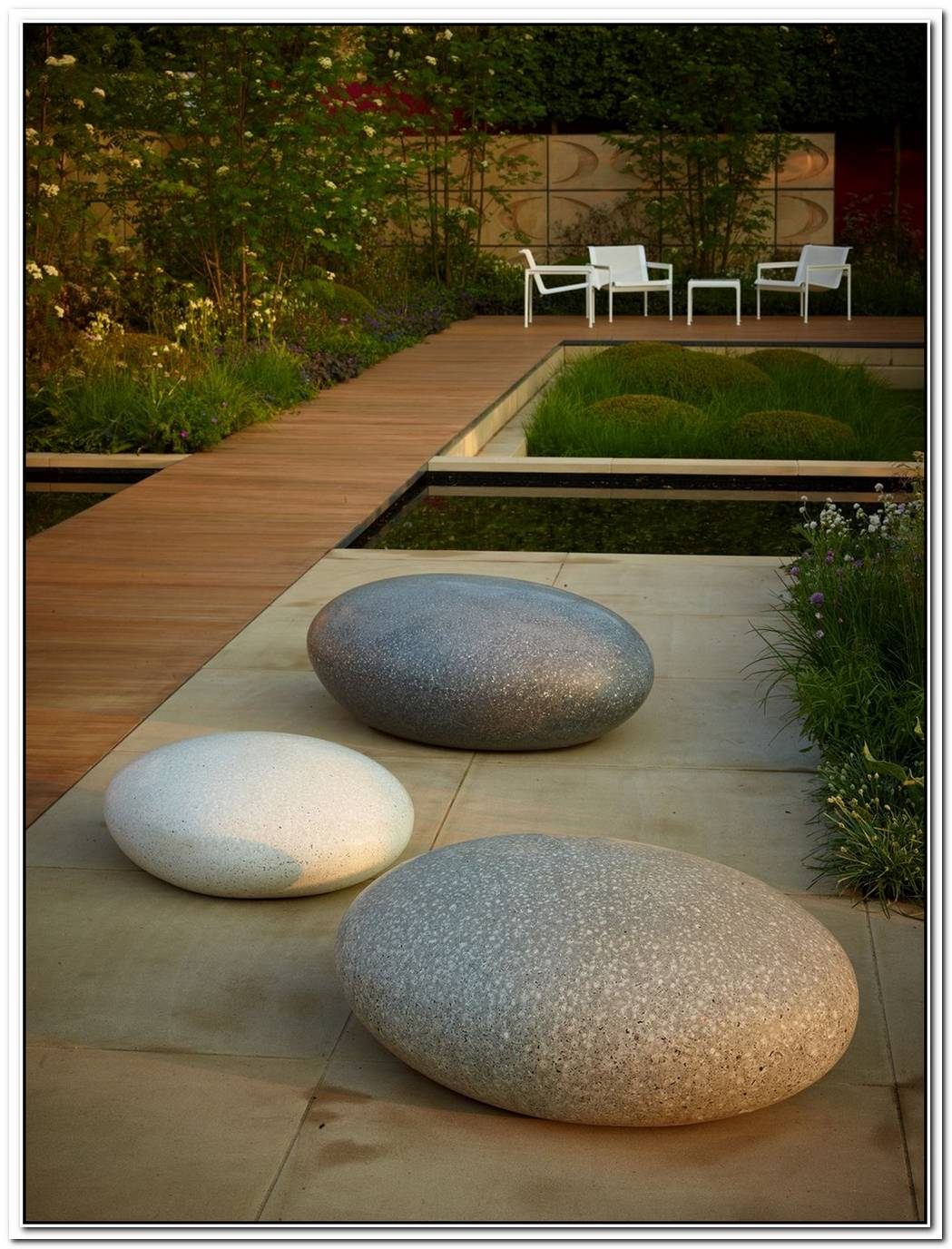 Beautiful Seating Called Pebbles