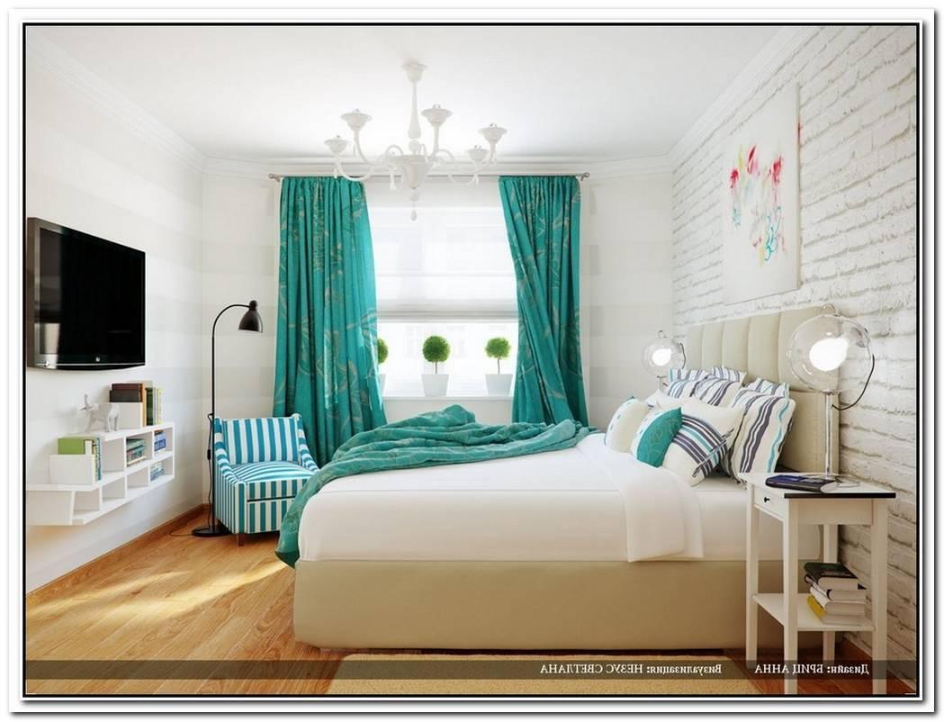 Beautiful Turquoise Interior