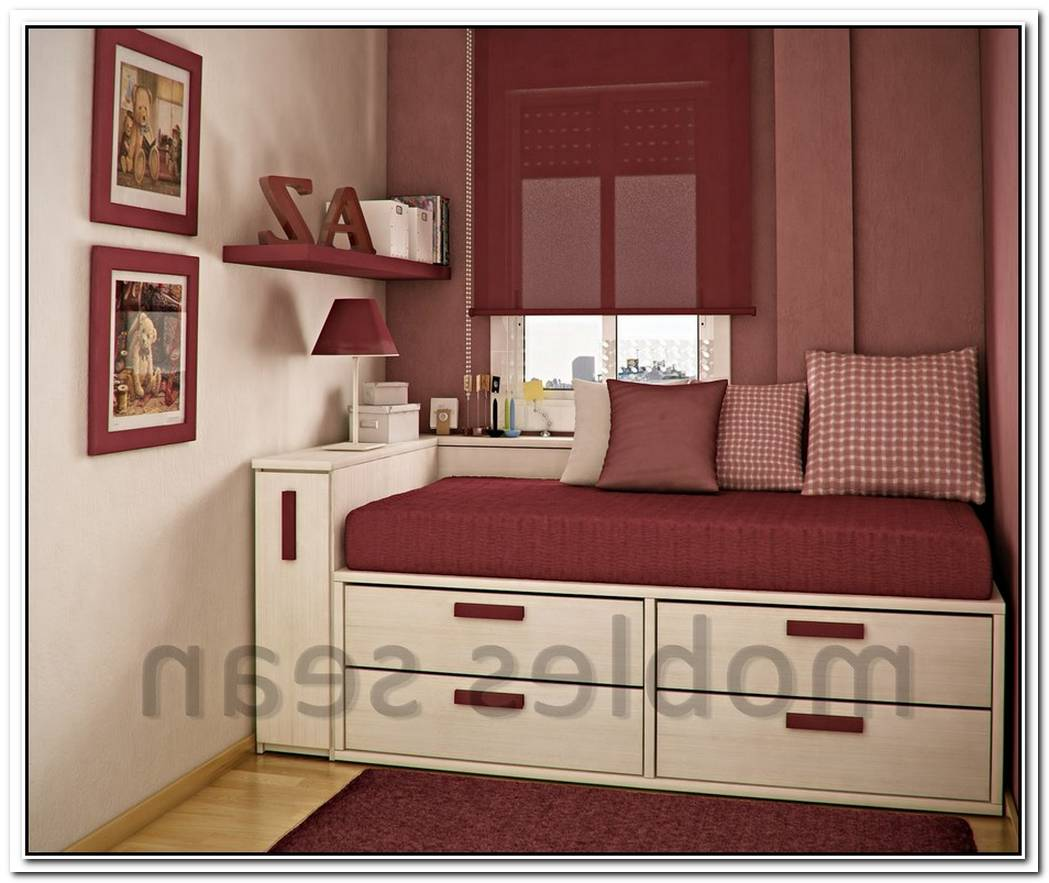 Bedroom Ideas For Compact Spaces