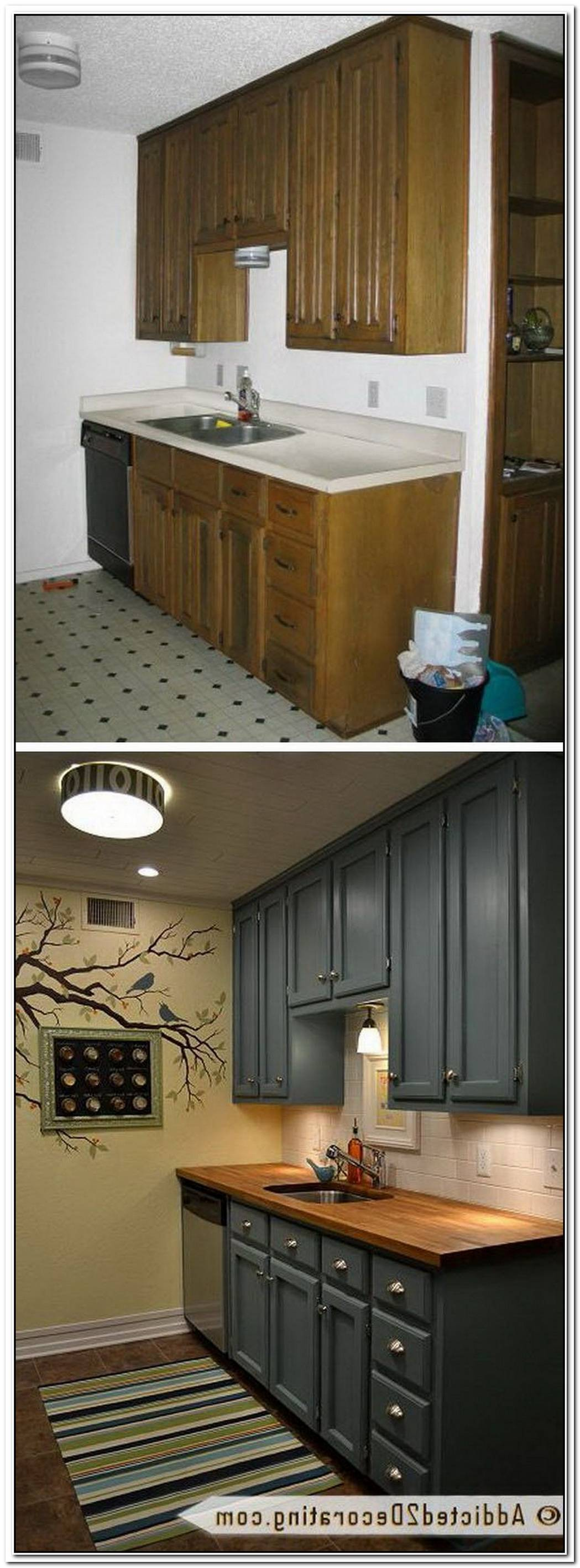 Before And After 15 Kitchen Makeover Projects