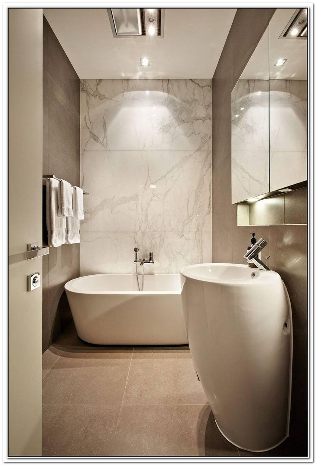 Beige Bathroom Modern Contemporary