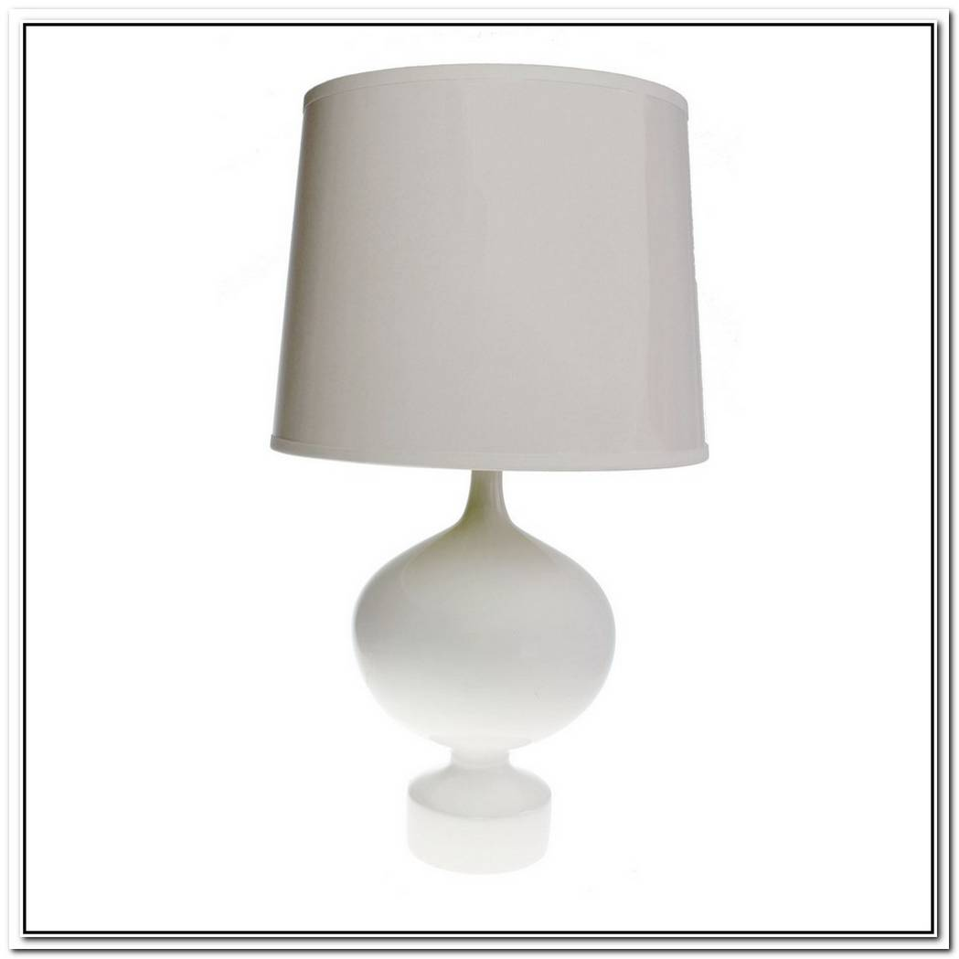 Belly Table Lamp