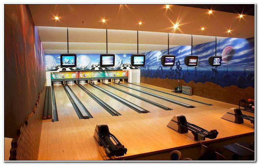 Best Bowling Salon