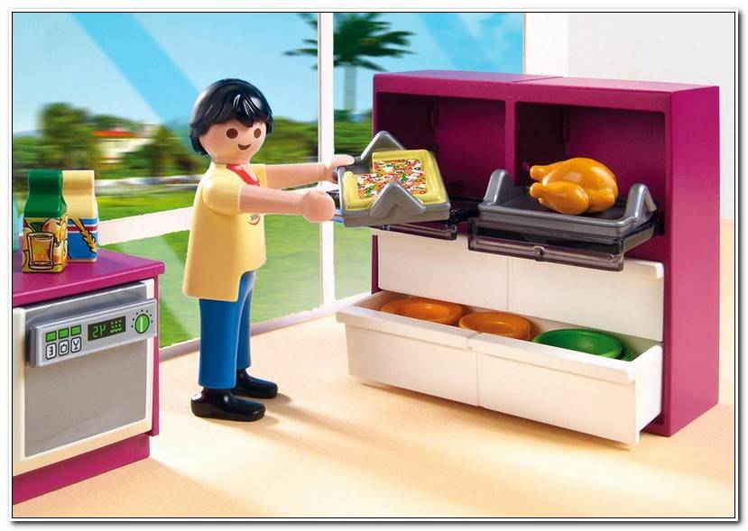 Best Cuisine Playmobil 558